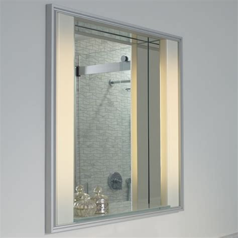 robern bathroom mirrors robern reception mirror modern bathroom mirrors by