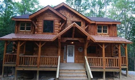 Copper River Cabins by Pigeon Forge Cabins Copper River Pool Tn Nc