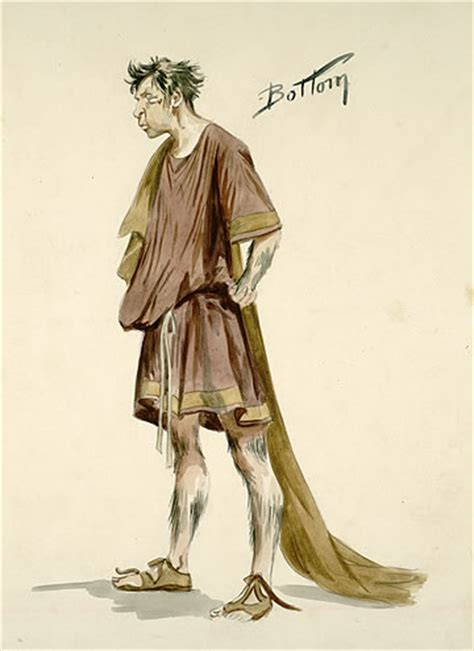 costume design for midsummer night s dream early shakespeare b j simmons co 1889 1959