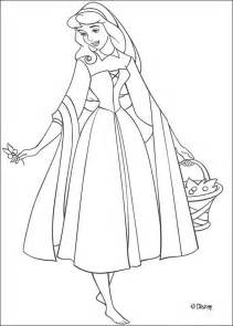 aurora coloring pages hellokids