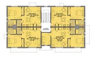 Unit Apartment Building Plans Hompimpa Us