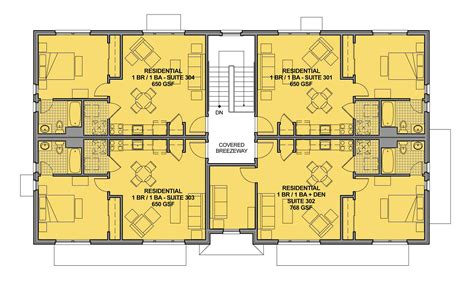 emejing 4 unit apartment building plans gallery home apartments the retreat of apartment also apartment plans