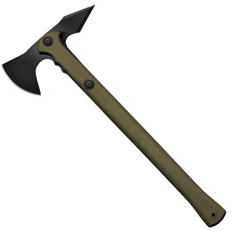 trench hawk cold steel trench hawk axe 90pth gorilla surplus