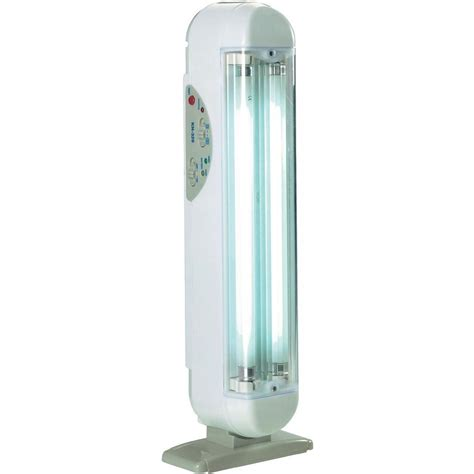 rechargeable lights fluorescent cing light ivt 2 floor lights rechargeable 1 48 kg white grey kn 320