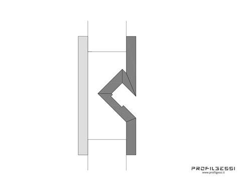 illuminazione led cer profilo per illuminazione da parete da incasso per moduli