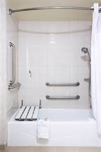 Converting Bathtub Into Shower Book A Room Holiday Inn Express West Los Angeles