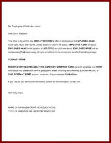 Confirmation Letter For Staff Employment Verification Letter For Visa Template Docoments Ojazlink