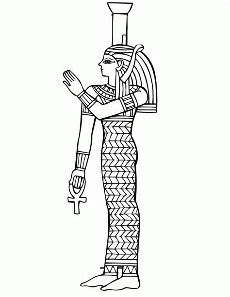 Sarcophagus Coloring Page Coloring Home Sarcophagus Coloring Page