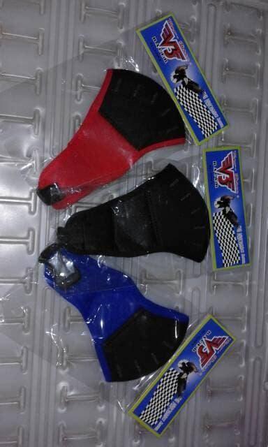Masker Kain Polos Warna Hitam daftar harga masker penutup hidung mulut di lazada