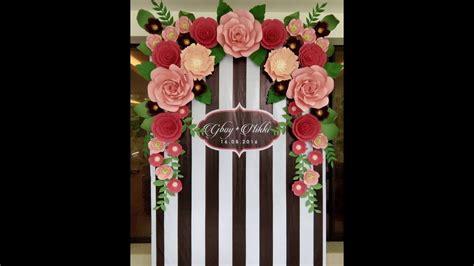 diy flores de tela de satin decoraci 243 n de interiores