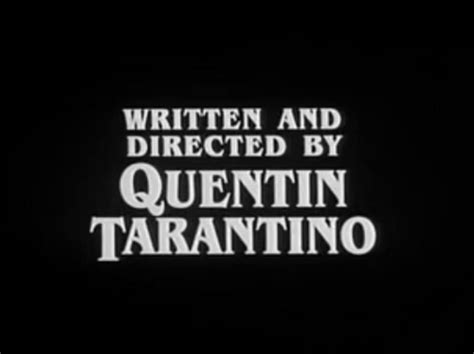 how many films quentin tarantino directed quentin tarantino tarantino quot crazy quot quentin wow