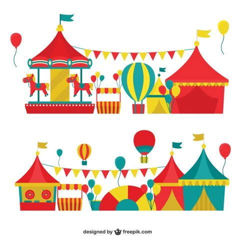 Carnival Pack Vector Free Download Carnival Free