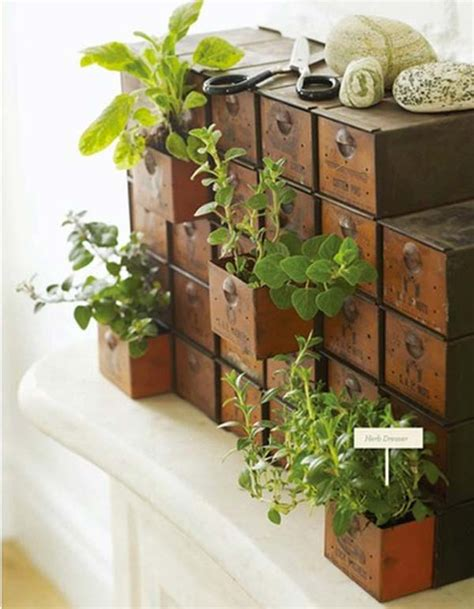 Diy Indoor Garden | 26 mini indoor garden ideas to green your home amazing