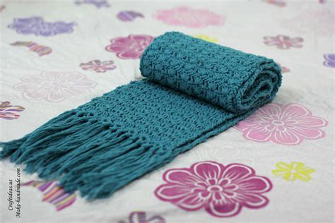 crochet craft projects crochet easy scarf idea craft ideas