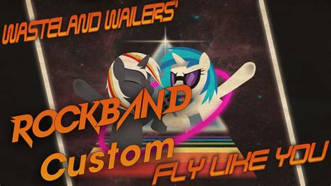 Like A Rock Band Mashup by Wailers Fly Like You Remix Rock Band 3
