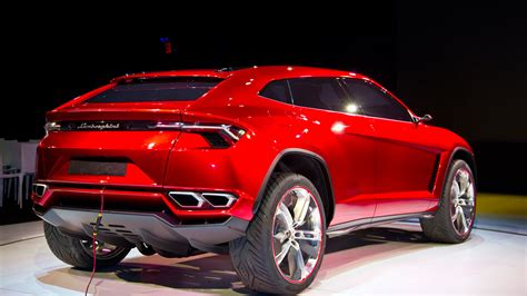 Lamborghini Will Produce A Suv That Will Never Go Off Road