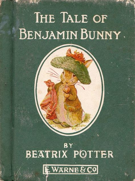 libro mr rabbit and the the tale of benjamin bunny by beatrix potter
