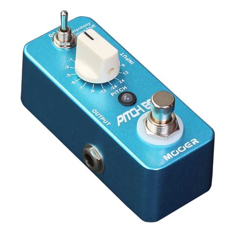 Guitar Pedal mooer pitch box pitch shifter guitar effects pedal dv247