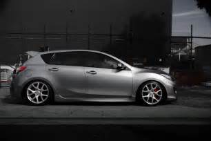 2010 mazda 3 mazdaspeed 3 1 4 mile drag racing timeslip