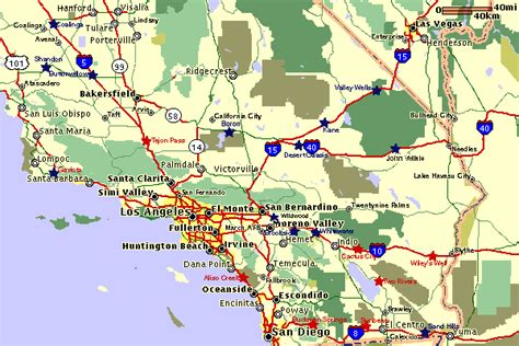 Of Southern California 5 Year Engineeribng And Mba Degree by Southern California Rest Areas