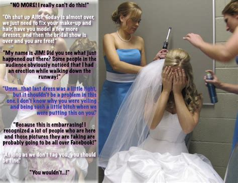 sissy wedding stories 122 best images about tg captions brides on pinterest