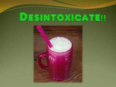 Jugos Detox 3 Dias by Batido Desintoxicante Detox De Jugo En 3 Dias