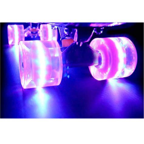 Pop Up Lantern Led Light 4pcs 1set 4 pcs blank pro 60 x 45mm cuiser led light up wheels fits 22 inch skateboard skate fish