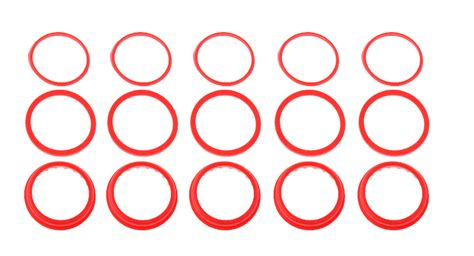 Seal Rings Set For Tfv4 Mini Vapesoon Authentic O Rin Murah 2 14 authentic vapesoon seal rings set for kangertech subtank mini clearomizer 15 pieces 5