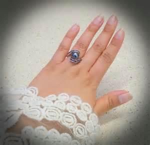 black pearl wedding rings my tahitian black pearl ring weddingbee photo gallery