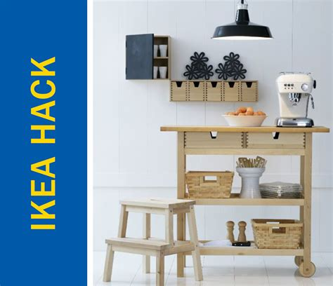 ikea kitchen island cart ikea hack of the week a kitchen island rolling cart