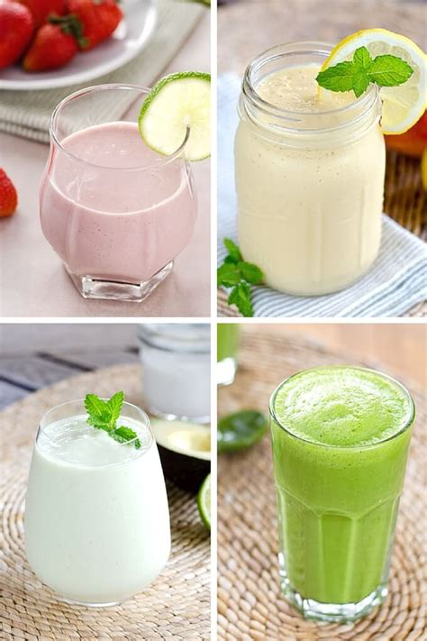 7 Smoothie Recipes by Easy Paleo Smoothie Recipes Protein Shakes Cook Eat Paleo