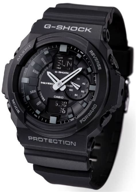 Gshock Black Time Ga150 Plus Zippo Review Casio G Shock Ga150 1a Shock Resistant