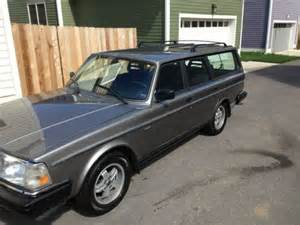 1993 Volvo 240 Wagon Find Used 1993 Volvo 240 Base Wagon 4 Door 2 3l In