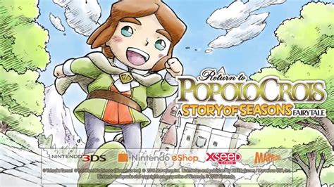 Return To Popolocrois A Story Of Seasons Fairytale Nintendo 3ds return to popolocrois a story of seasons fairytale se d 233 voile lightningamer