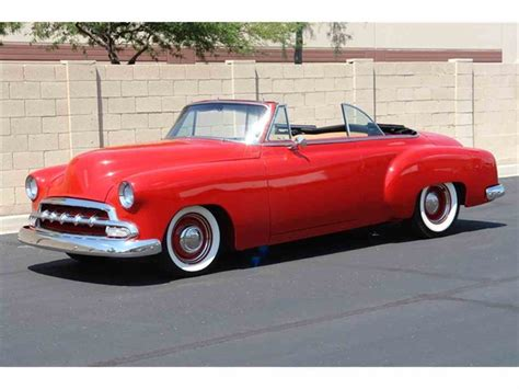 1952 chevrolet for sale 1952 chevrolet deluxe for sale classiccars cc 712511