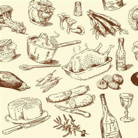 pattern food vector vector food pattern vector food pattern ai download