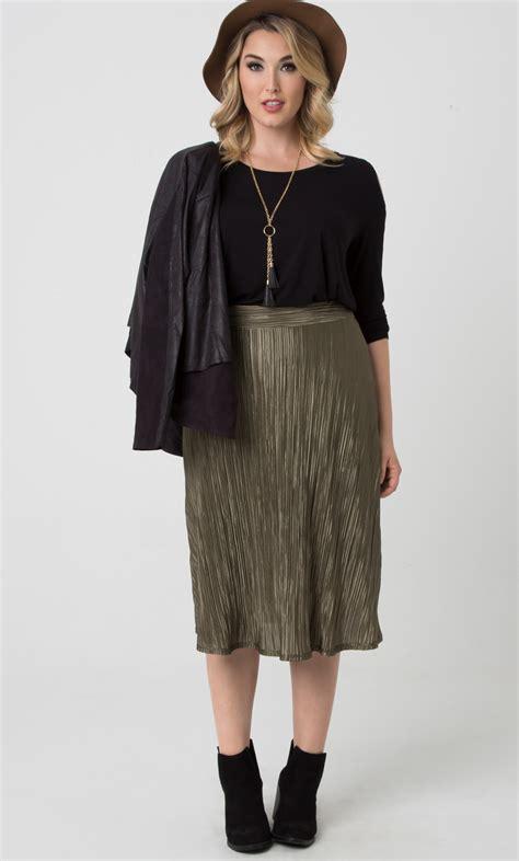 size   skirt crinkle skirt  size kiyonna