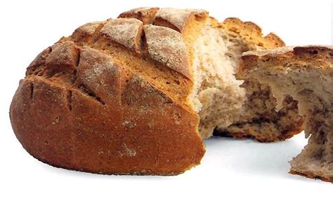 pan de pueblo recetas receta de pan de co o pan de pueblo hogarmania