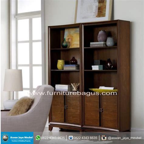Rak Buku Di Hypermart rak buku dari kayu terbaru murah furniture bagus