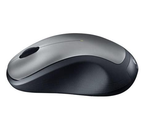 Mouse Wireless Logitech M310 logitech m310 wireless laser mouse silver black deals