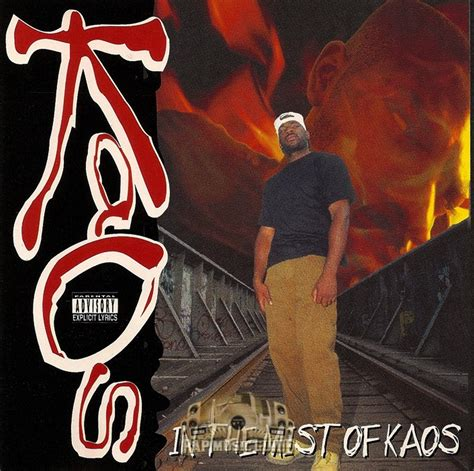 kaos in the mist of kaos promo cd rap guide