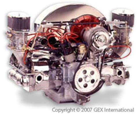 Vw Complett Engine 2275 | air cooled vw turnkey engines autos post