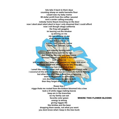 pin  madi wade  art tyler  creator lyrics tyler