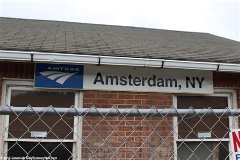 amsterdam ny amtrak s empire service maple leaf
