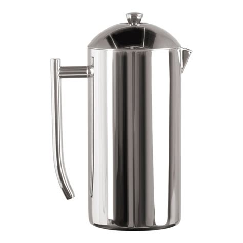 Gorgeous Stainless Steel Double Walled French Coffee Presses (cafetieres)   Colour My Living