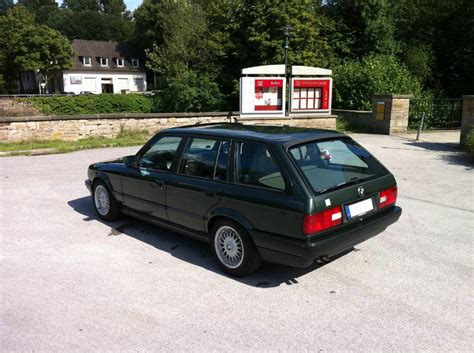 Bmw 3er Verbrauch Benzin by Bmw 320i Touring 3er Bmw E30 Quot Touring Quot Tuning