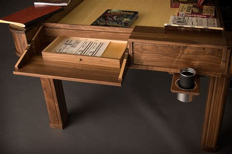 d d for the rich beautifully crafted gaming tables
