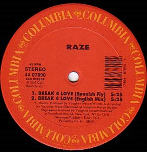 break for love house music diggin in the crates raze it up and break 4 love