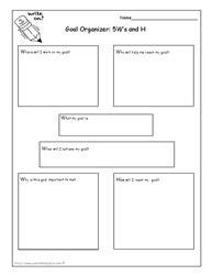 goal setting worksheet 8 free brilliant designs worksheets for high school students on goal setting