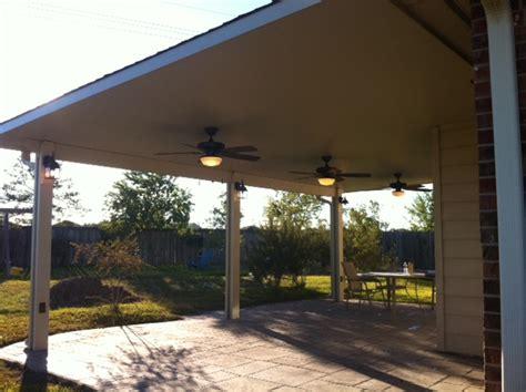 Lone Patio Builders In Houston Aluminum Patio Cover In Houston Lone Patio Builders